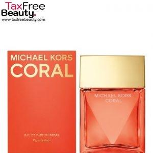 Michael Kors Coral Women's Eau De Parfum Spray, 100ML