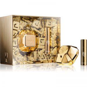 Paco Rabanne Lady Million Gift Set 80ml EDP + 10ml EDP