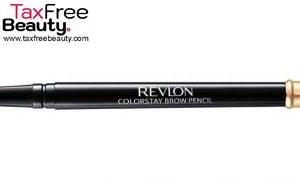 Revlon ColorStay Brow Pencil Soft Black – רבלון קולורסטיי עפרון גבות 225 סופט בלאק