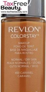 Revlon ColorStay Makeup for Normal/Dry Skin 400 Caramel 400 מייק אפ קולורסטיי