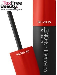 Revlon Cosmetics Ultimate AllInOne 502 Black -רבלון מסקרה אול אין וואן שחור