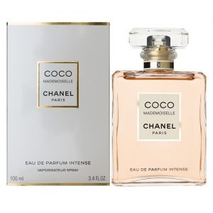 "Chanel Coco Mademoiselle Intense EDP 100 ML שאנל קוקו מדמוזל אינטנס אדפ 100 מ""ל בושם לאשה"