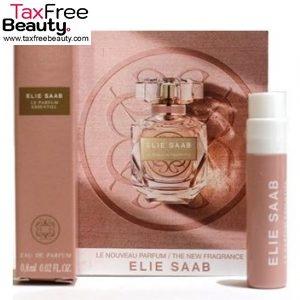 Elie Saab essentiel the new fragrance 1 ML vial דוגמית בקבוקון 1 מ״ל