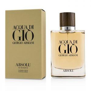 Giorgio Armani Acqua Di Gio Absolu 75ML EDP Men