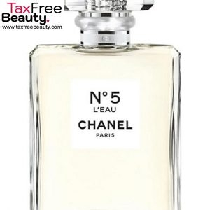 "Chanel N 5 L'EAU Eau De Toilette Spray 200 ML שאנל 5 לאו אדט לאישה 200 מ""ל"