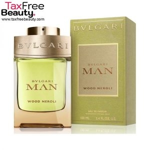 Bvlgari Men's Man Wood EDP Spray 100ml