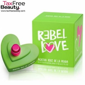 Agatha Ruiz Prada Rebel Love 80 ML Edt Women
