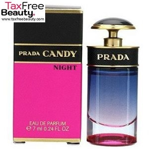 Prada Candy Night EDP 7ml vial בקבוקון 7 מ״ל