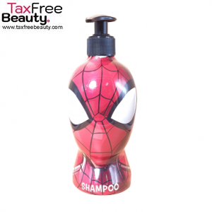 Marvel Spider Man Shampoo 600ml שמפו לשיער ספיידרמן בגודל 600 מל