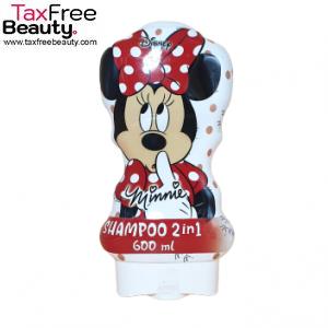 Disney Minni Mouse Shampoo/Conditioner 600ml שמפו ומרכך לשיער 2 ב1 מיני מאוס בגודל 600 מל