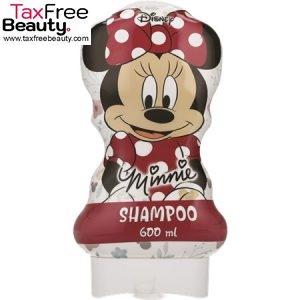 Disney Minni Mouse Shampoo 600ml שמפו לשיער מיני מאוס בגודל 600 מל