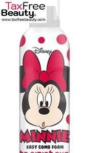 Disney Minni Mouse Comb foam 150ml קצף לסירוק קל מיני מאוס בגודל 150 מל