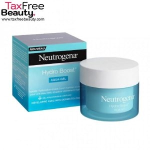 Neutrogena Hydro Boost Aqua-Gel  50 ml ניוטרוג'ינה הידרה בוסט ג'ל מים