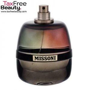 "MISSONI Pour Homme Eau De Parfum EDP 100ml Tester טסטר מיסוני פור הום אדפ לגבר 100 מ""ל"