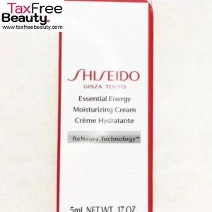 Shiseido Essential Energy Cream 5ml