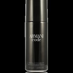 ארמני קוד דאודורנט ספריי 150 מל, מבית giorgio armani Giorgio Armani Code Pour Homme Deodorant Spray 150 ml