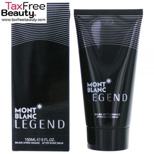 "Montblanc Legend Aftershave Balm 150ml מונבלאן-150 מ""ל משחת אפטר שייב"
