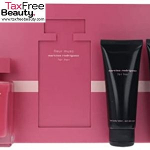 Narciso Rodriguez fleur musk edp 50 ml & shower gel 75 ml & body lotion 75 ml SET