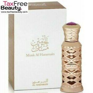 "Al Haramain musk EDP 12 ml – אל הארמיין מאסק א.ד.פ 12 מ""ל"