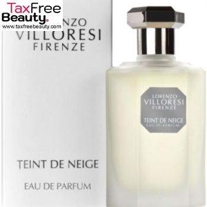 "Lorenzo Villoresi Teint De Neige EDP 100ml לורנזו וילורסי טאינט דה נאג' א.ד.פ 100 מ""ל בושם לאישה"