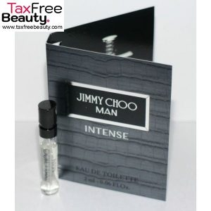 Jimmy Choo Man Intense 2 ml Vial – ג'ימי צ'ו אינטנס לגבר א.ד.ט