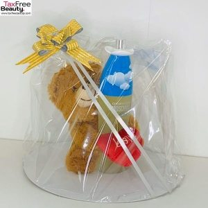 moschino Gift Set moschino Moschino EDP Cheap And Chic Light Clouds 100 ml,A bear doll