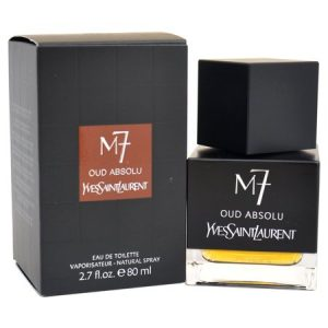 "M7 Oud Absolu by Yves Saint Laurent for Men EDT 80 ML – איב סן לורן אם7 אוד אבסולו לגבר א.ד.ט 80 מ""ל ו"