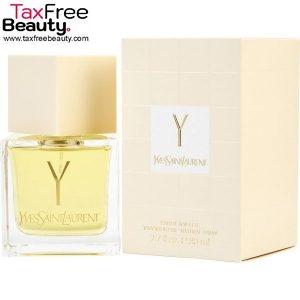 """Y by YvesSaintLaurent edt 80 ml – איב סן לורן וואי א.ד.ט לאישה 80 מ""""ל"""