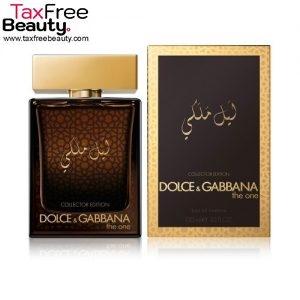 Dolce & Gabbana The One Royal Night Collector Edition 100 ml EDP בושם לגבר