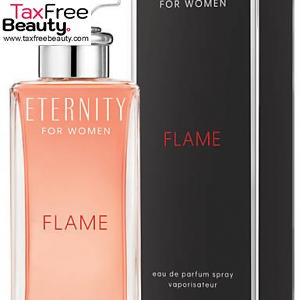 "Calvin Klein Eternity Flame  Women Eau de Parfum 100ml בושם אטרניטי פלאם לאישה א.ד.פ 100 מ""ל"