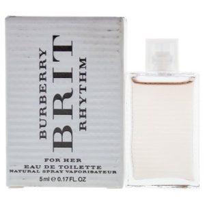 Burberry  Brit Rhythm Eau De Toilette for Women – 5 Ml