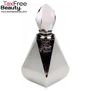 "Al Harmain Hayati 12 ml concentrated perfume oil tester – אל האראמיין חייאתי 12 מ""ל שמן מרוכז טסטר"