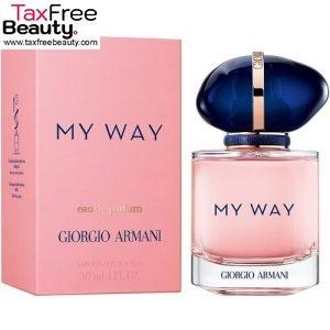 "Armani My Way Refillable Eau De Parfum Spray 90 ML ג'ורג'יו ארמני מיי ווי אדפ לאישה 90 מ""ל"