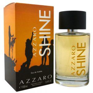 """Azzaro Shine Eau De Toilette Spray 100ml UNISEX אזארו שין א.ד.ט 100 מ""""ל לגבר ולאישה"""