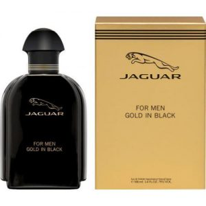 Jaguar Gold In Black 100 ML Edt Men
