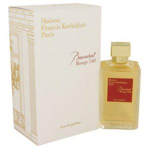 "Maison Francis Kurkdjian Baccarat Rouge 540 Extrait de parfum 200 ml בקארט רוז' 540 אדפ לאישה 200 מ""ל – קורקיז'אן"