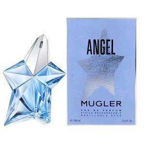 "Thierry Mugler Angel Edp Refillable 100ml בושם אנג'ל ריפיל סטאר אדפ לאישה 100 מ""ל – טיירי מוגלר"